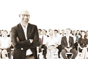 Business People Meeting Leader Teamwork HR courses online