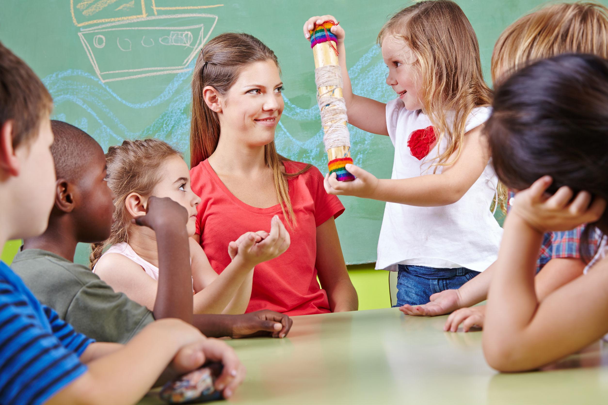 Technicalities of Becoming a Teacher